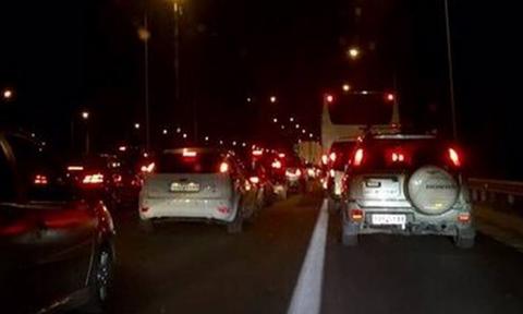 Κίνηση τώρα: Ποιοί δρόμοι είναι κλειστοί στο κέντρο της Αθήνας