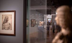 Συγκλονιστική ανακάλυψη: Τι βρήκαν σε πασίγνωστο πίνακα του Ντα Βίντσι (pics)