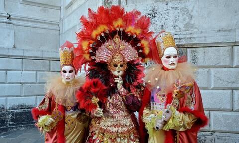 Οι ευρωπαϊκές πόλεις με τα πιο φαντασμαγορικά καρναβάλια (vids)