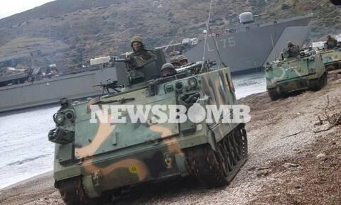 Επίδειξη ισχύος από Ελλάδα – ΗΠΑ – Γαλλία: Μήνυμα στην Τουρκία με απόβαση κομάντος στο Αιγαίο