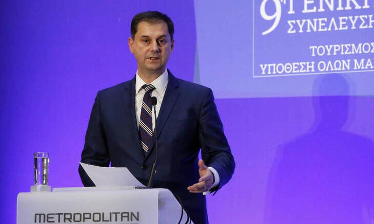 Θεοχάρης: Το 2020 μπορεί να αναδειχθεί σε έτος ορόσημο για τη βιώσιμη τουριστική ανάπτυξη