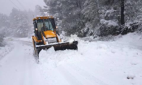 Καιρός: Συνεχίζεται η κακοκαιρία – Πού θα χιονίσει τις επόμενες ώρες – Χιόνια και στην Αττική