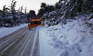 Καιρός: Παγωνιά με χιόνια και βροχές - Σε ποιες περιοχές τα φαινόμενα θα είναι έντονα