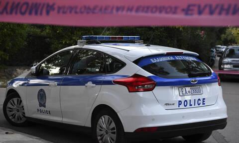Συνελήφθη φυγόποινος στην Κόρινθο - Είχε εμβολίσει περιπολικό