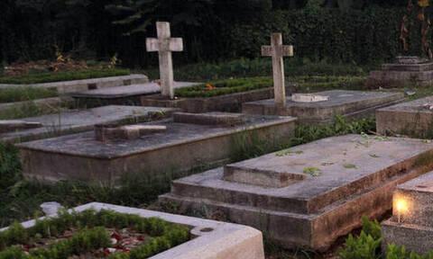 Φρίκη στον Κίσαμο: Βανδαλισμός σε νεκροταφείο - Μνήμα βρέθηκε διαλυμένο