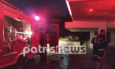 Τραγωδία στην Αμαλιάδα: Κάηκε ζωντανή από φωτιά στο σπίτι της