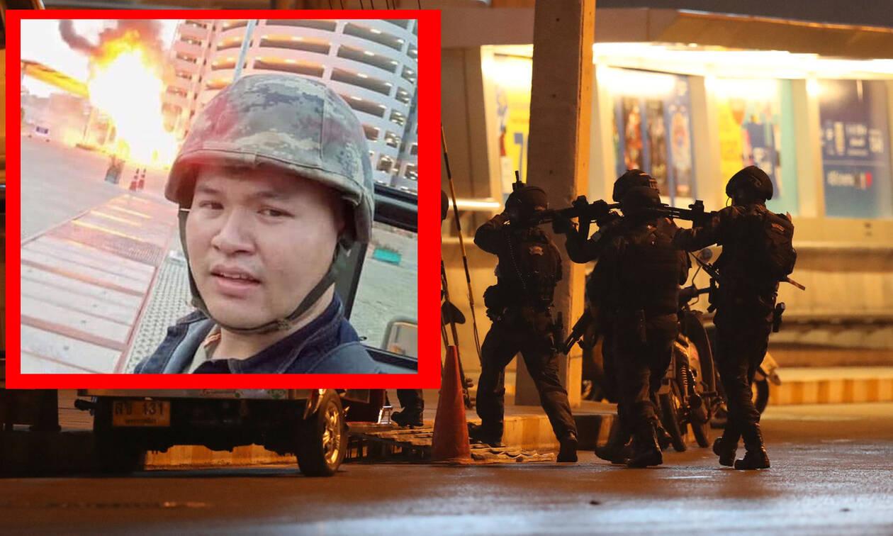 Εικόνες και βίντεο σοκ: Αφηνιασμένος στρατιώτης σπέρνει τον θάνατο σε εμπορικό κέντρο στην Ταϊλάνδη