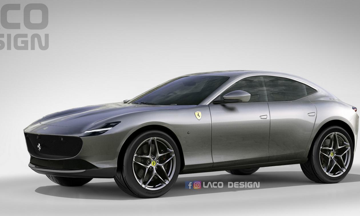 Απίστευτο: Η Ferrari τσακώνεται με μια φιλανθρωπική οργάνωση για ένα όνομα