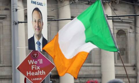 Εκλογές στην Ιρλανδία: Σχεδόν ισόπαλα τα τρία μεγάλα κόμματα σύμφωνα με το exit poll