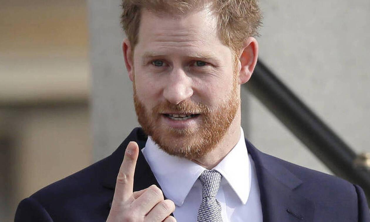 Σε κλινική ο Πρίγκιπας Χάρι – Τι του έχει συμβεί (pics)
