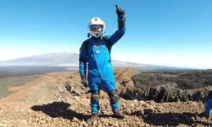 Έλληνας αστροναύτης σε πρόγραμμα της NASA σε διαστημική αποστολή στη… Χαβάη