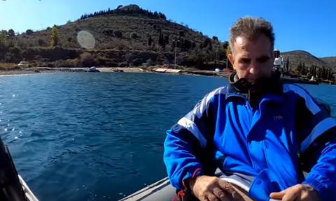 Απίστευτη ψαριά: Δείτε τι έβγαλε Έλληνας ψαράς - Δεν πίστευε στα μάτια του (pics)