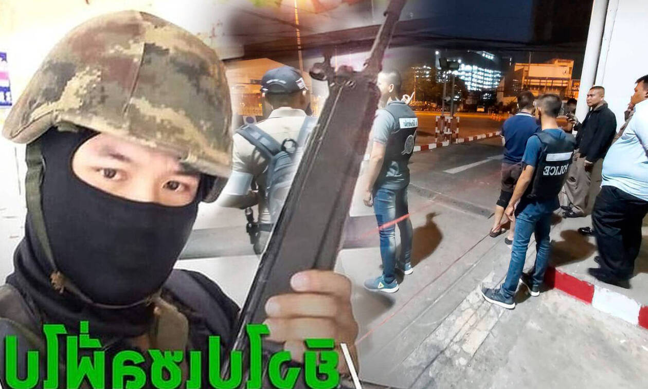 Ταϊλάνδη: Νέα συγκλονιστικά στοιχεία για τον μακελάρη - «Θέρισε» 29 ανθρώπους πριν πέσει νεκρός