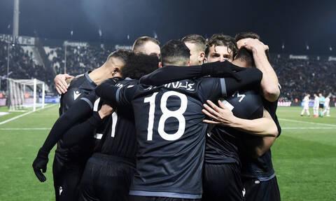 ΠΑΟΚ-ΟΦΗ 4-0: Εύκολα και ετοιμάζεται για τον Παναθηναϊκό (videos+photos)
