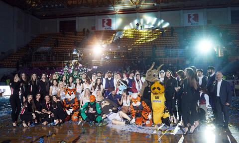All Star Game: Η «μαγεία» του μπάσκετ στο Ηράκλειο (videos+photos)