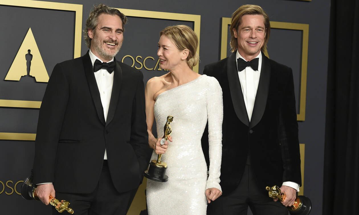 Oscars 2020 - Όσκαρ 2020 νικητές: Αυτοί κέρδισαν τα Όσκαρ Α' και Β' Ανδρικού Ρόλου