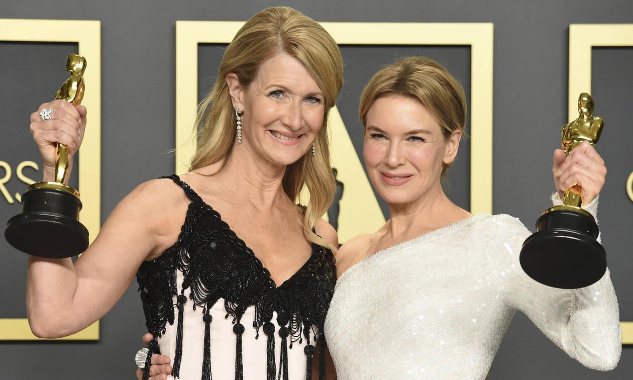 Oscars 2020 - Όσκαρ 2020 νικητές: Αυτές κέρδισαν τα Όσκαρ Α' και Β' Γυναικείου Ρόλου