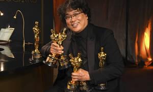 Oscars 2020 - Όσκαρ 2020 νικητές: Αυτός είναι ο Νοτιοκορεάτης που σάρωσε τα βραβεία