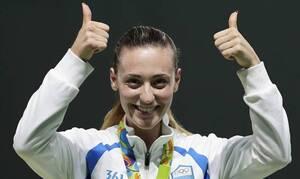 Гречанка Коракаки станет первой женщиной, которая начнет эстафету олимпийского огня