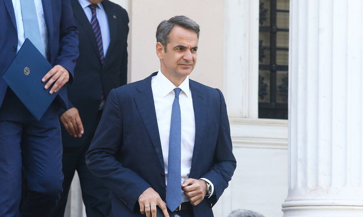 PM Mitsotakis: This government trusts the local administration