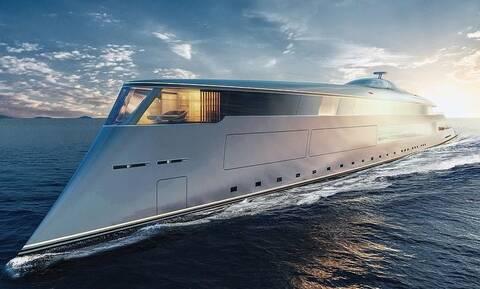Αυτό είναι το πλωτό… παλάτι του Μπιλ Γκέιτς - Το υπέρογκο ποσό που έδωσε (pics)