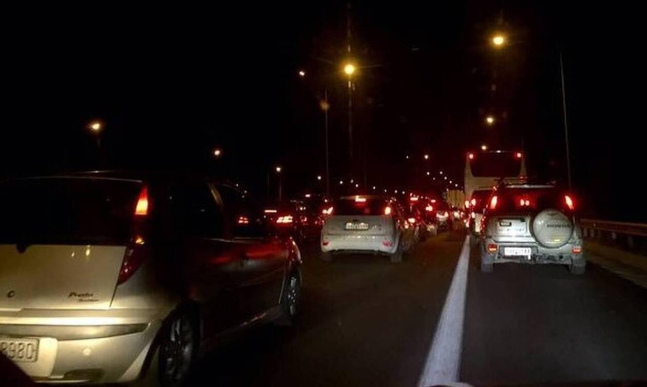 Κίνηση: Μποτιλιάρισμα στην Αθήνα – Ποιους δρόμους να αποφύγετε