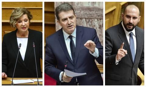 Βουλή: Νέες ταυτότητες και αστυνομική βία πυροδοτούν νέα κόντρα Χρυσοχοΐδη – ΣΥΡΙΖΑ