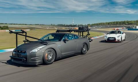 Στη Nissan το τερμάτισαν: Με ένα ειδικό GT-R έχουν το πιο γρήγορο αυτοκίνητο κινηματογράφησης