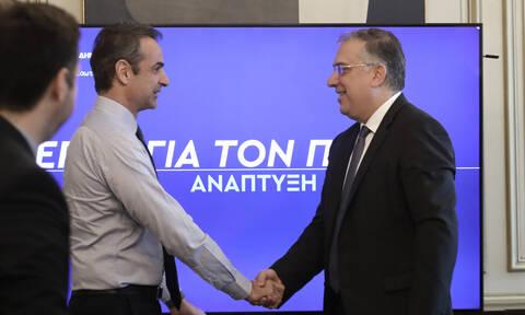 Αξιολόγηση Μητσοτάκη του υπουργείου Εσωτερικών - «Εμπιστευόμαστε τον Έλληνα δημόσιο λειτουργό»