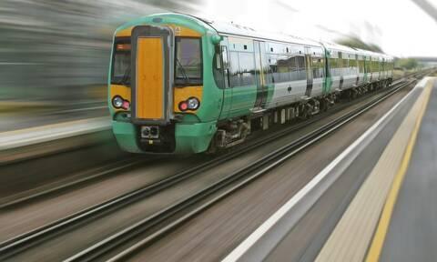 Μπήκαν στο τρένο και έμειναν άφωνοι: Τι είχε πάρει μαζί του επιβάτης
