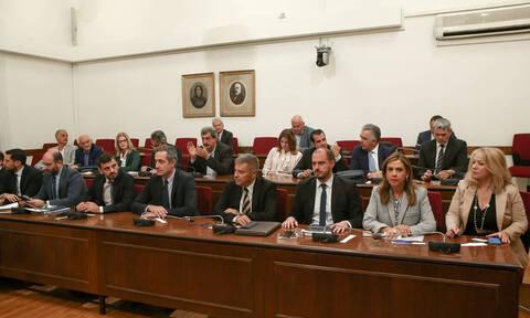 Novartis: Κλήτευση των προστατευόμενων μαρτύρων αποφάσισε η Προανακριτική