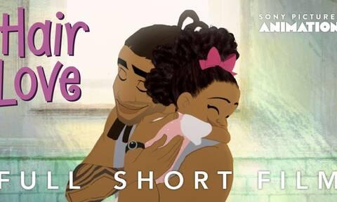 Hair Love: Δείτε ΕΔΩ την animated ταινία μικρού μήκους που κέρδισε το Όσκαρ