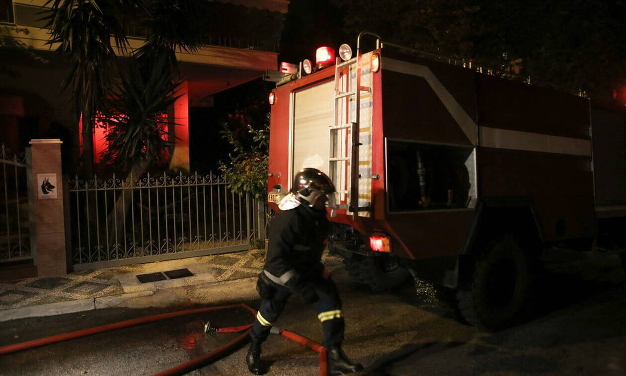 Τραγωδία στο Νέο Κόσμο: Νεκρή ηλικιωμένη από πυρκαγιά που ξέσπασε στο διαμέρισμά της