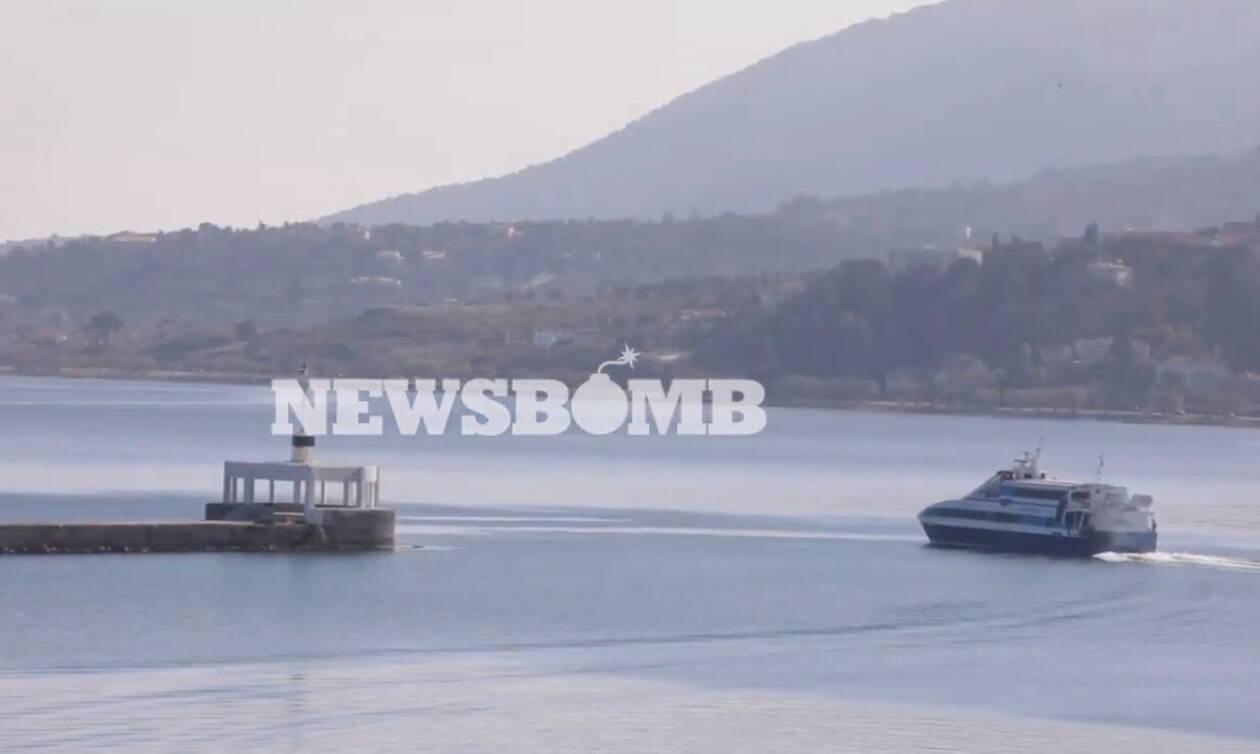 ΑΠΟΚΛΕΙΣΤΙΚΟ ΒΙΝΤΕΟ: Ξεκίνησαν οι επιστροφές μεταναστών με πλοία και αεροπλάνα