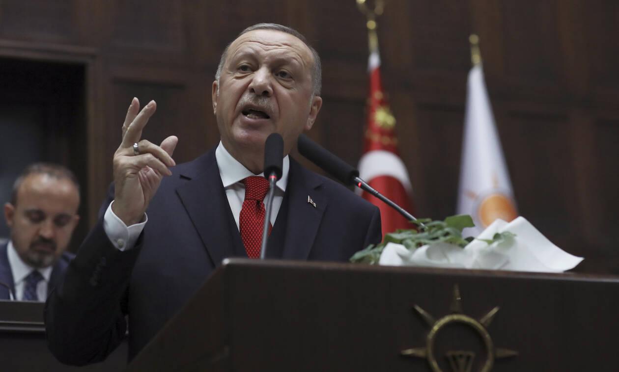 Νέες απειλές Ερντογάν: Θα συνεχίσουμε να πλήττουμε τον Άσαντ