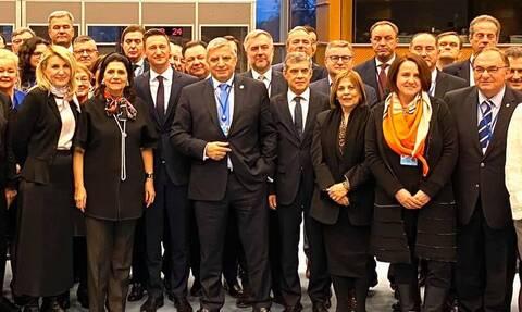 Αντιπρόεδρος της Ευρωπαϊκής Επιτροπής Περιφερειών o Γιώργος Πατούλης