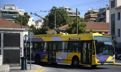 No trolley buses on February 18