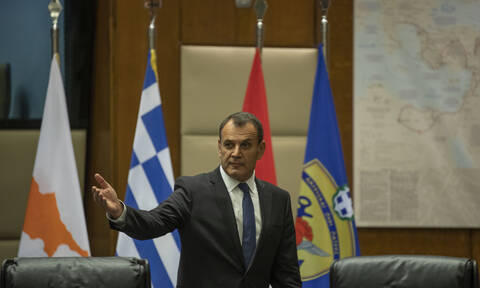 Συνάντηση Παναγιωτόπουλου – Ακάρ: Με βαριά ατζέντα στις Βρυξέλλες ο Έλληνας υπουργός