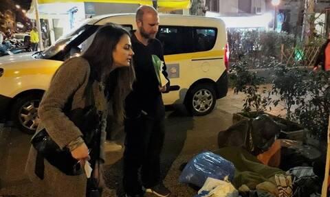 Kοντά στους άστεγους με διπλές βάρδιες ο Δήμος Αθηναίων