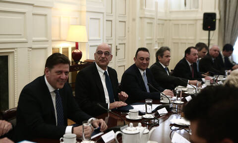 Δένδιας: Ομοψυχία των πολιτικών δυνάμεων στο Συμβούλιο Εξωτερικής Πολιτικής