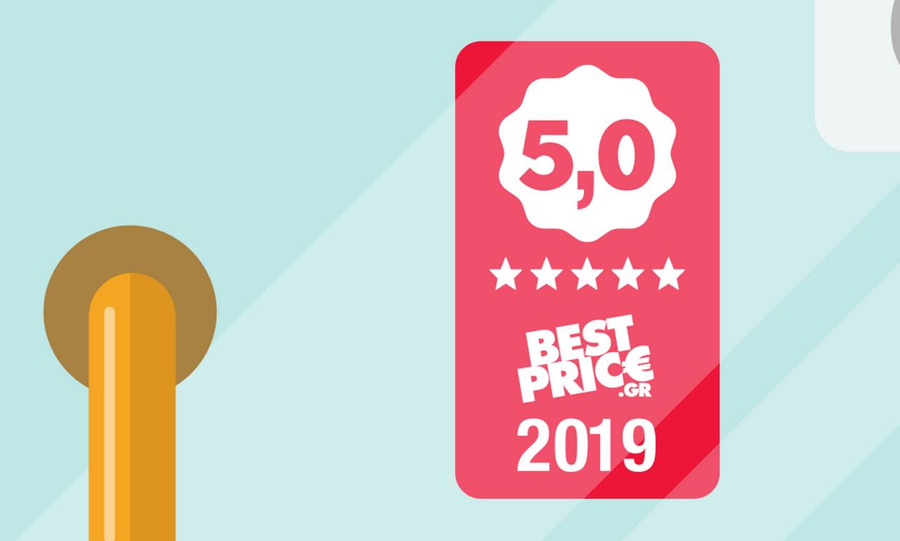 BestPrice Customer Review Awards 2019: Επιβράβευση για τα καταστήματα με υψηλή βαθμολογία χρηστών
