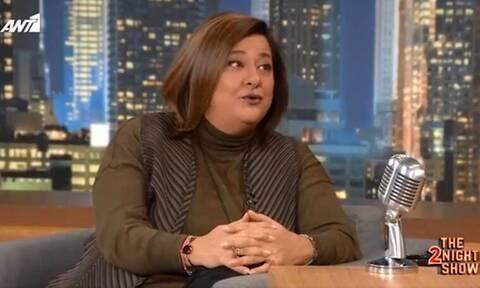 Ελισάβετ Κωνσταντινίδου: «Είμαι ανοιχτή σε προξενιά»