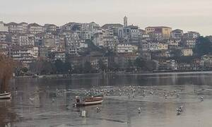 Φρίκη στη λίμνη Καστοριάς: Η αποκάλυψη του εγκλήματος (pics)