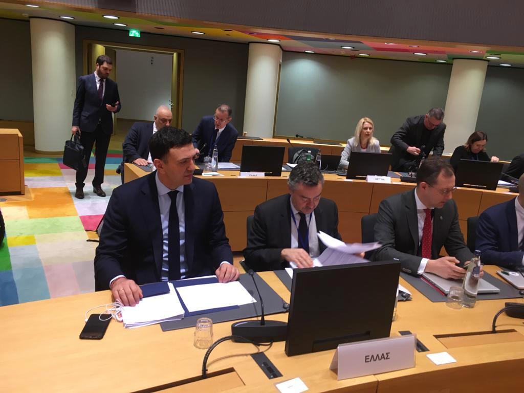Κοροναϊός Πρόταση Κικίλια για τον ψηφιακό συγχρονισμό των κρατών-μελών της ΕΕ