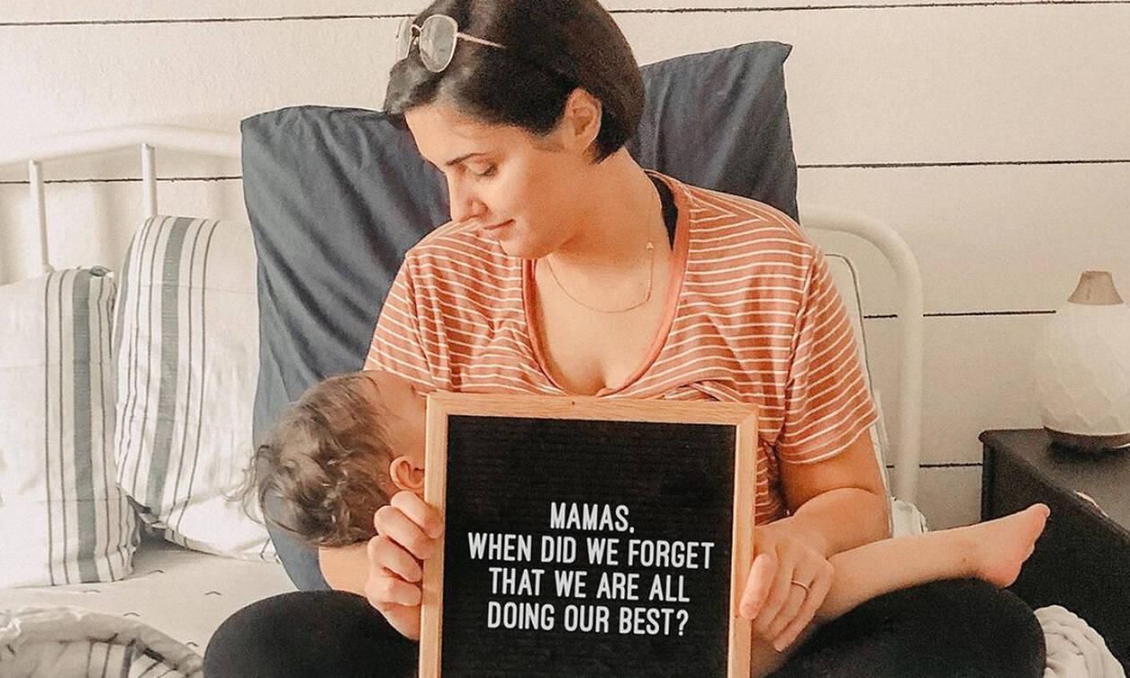 Γιατί μια μαμά είναι επικριτική με τις άλλες μαμάδες;