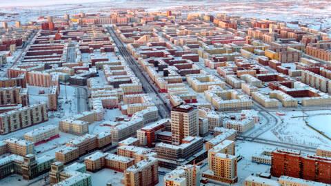 Αυτή είναι η πιο παγωμένη πόλη του κόσμου - πόσους βαθμούς θερμοκρασία έχει;