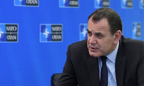 Παναγιωτόπουλος: Περισσότερη νατοϊκή δραστηριότητα για την ανάσχεση των μεταναστευτικών ροών
