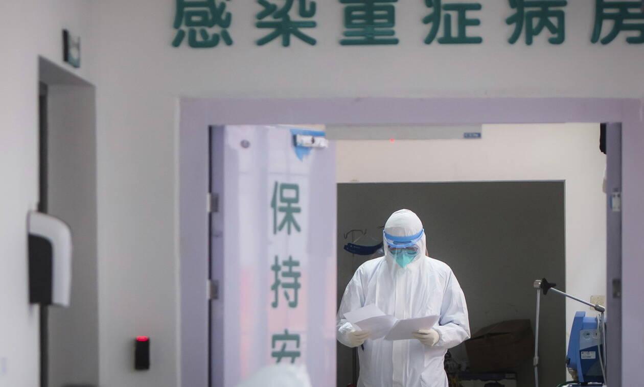 Κοροναϊός: 116 νεκροί την Πέμπτη στη Χουμπέι - 4.823 τα νέα κρούσματα του ιού COVID-19