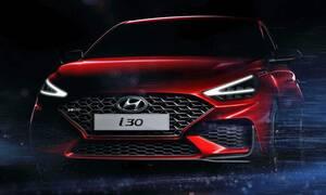 Το Hyundai i30 θα παρουσιαστεί ανανεωμένο στη Γενεύη