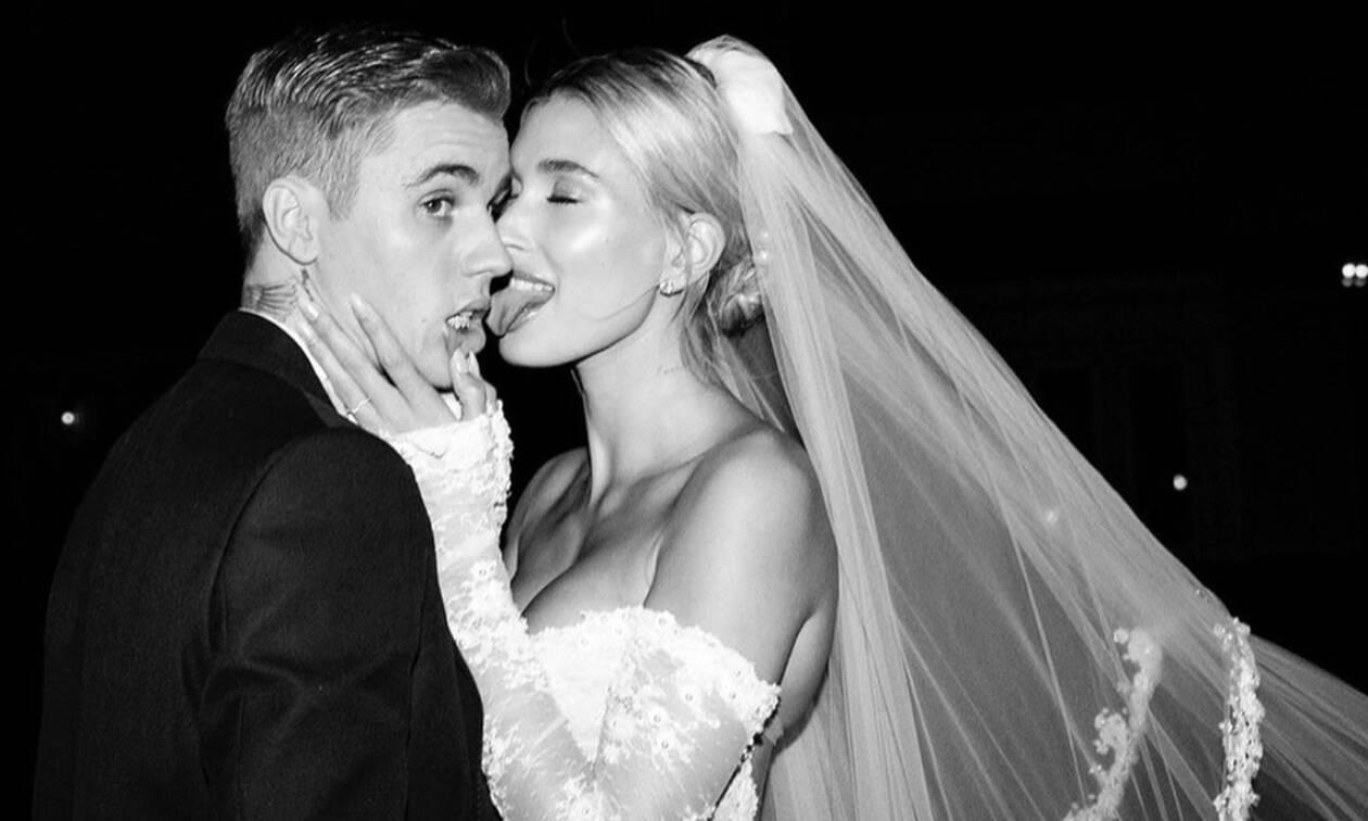 Η ανεξήγητη συμπεριφορά του Justin Bieber στον γάμο του θα σε σοκάρει  (+video)